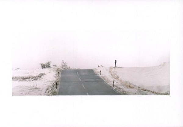 Winterlandschaft - Winter Landscape 1997, C-Print, 86 x 168 cm
